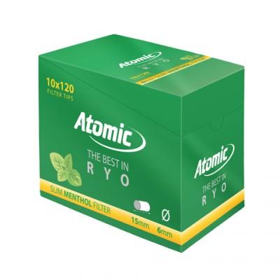 AT-Filter Tips 6mm Menthol