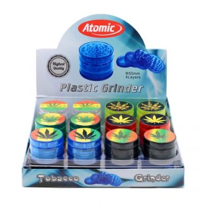 AT-Plastik Grinder Cannabis Ø5