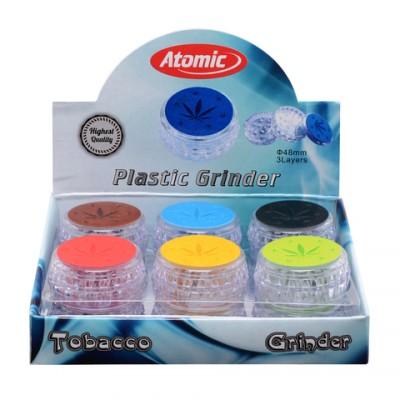 AT-Plastic Grinder ø48, 3 part