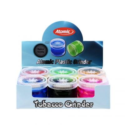 AT-Plastic Grinder ø60, 4 Laye