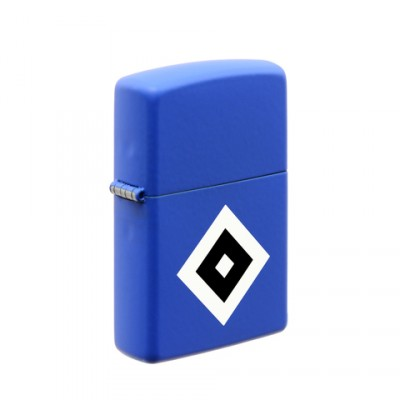 Zippo Blau Matt HSV